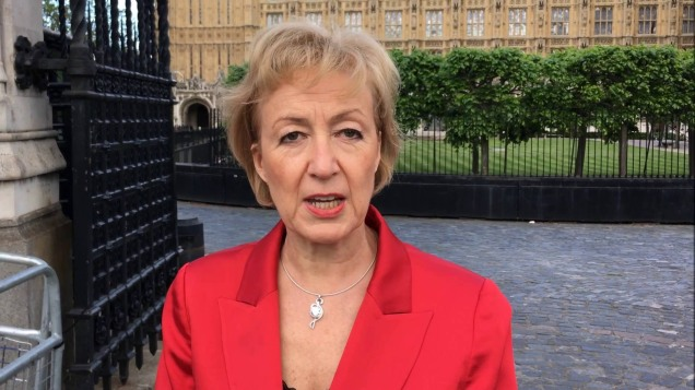 Andrea Leadsom - Conservative Party - Tory Leadership