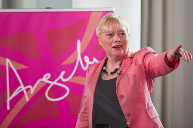 Angela Eagle - Labour Leadership Candidacy Launch - Labour Coup - 2