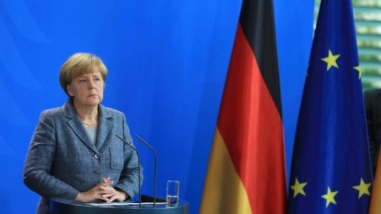 Angela Merkel - Migrant Crisis