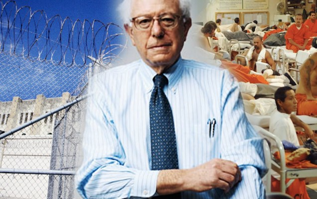 Bernie Sanders - Abolish Private Prisons