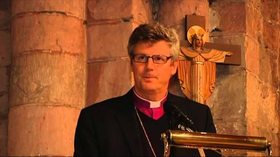 Bishop of Shrewsbury - Mark Rylands - EU Referendum - Brexit - Christianity - Church of England