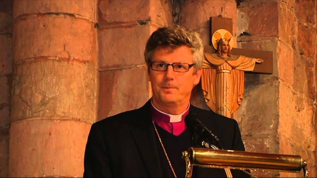 Bishop of Shrewsbury - Mark Rylands - EU Referendum - Brexit - Christianity - Church of England