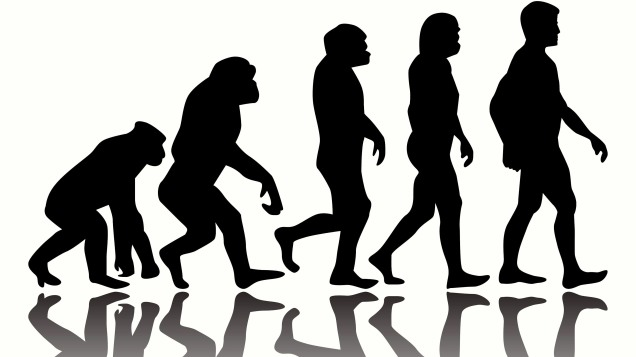 Darwin - Evolution of man - EU Referendum - Brexiteers