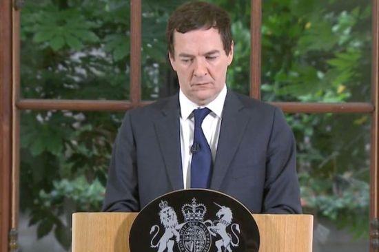 George Osborne - EU Referendum - Brexit - Resign