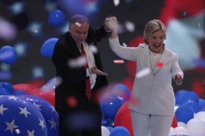 Hillary Clinton - DNC - Democratic National Convention - Acceptance Speech - 3