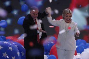 Hillary Clinton - DNC - Democratic National Convention - Acceptance Speech - 3