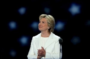 Hillary Clinton - DNC - Democratic National Convention - Acceptance Speech - 4
