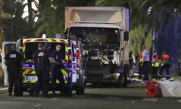 Nice Attack - Truck - Terrorism - France
