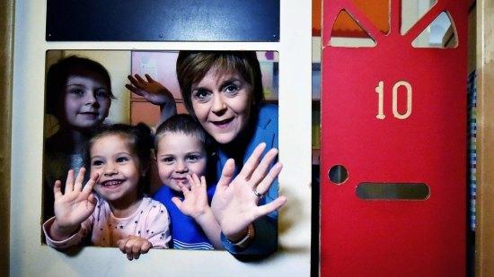 Nicola Sturgeon - SNP - Named Person Scheme - Supreme Court