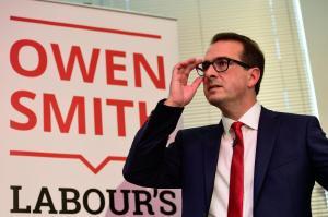 Owen Smith - Labour Party Leadership Coup