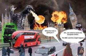Brexit - EU Referendum - European Union - Apocalypse
