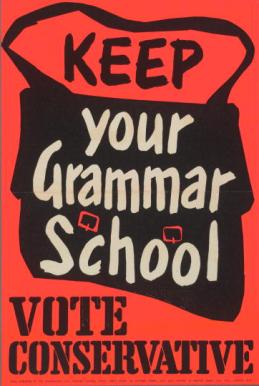 Grammar School - Conservative Party