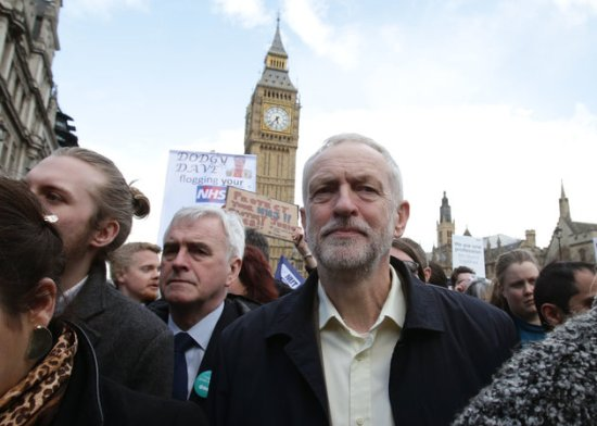 Jeremy Corbyn - Mandatory Reselection Labour MPs