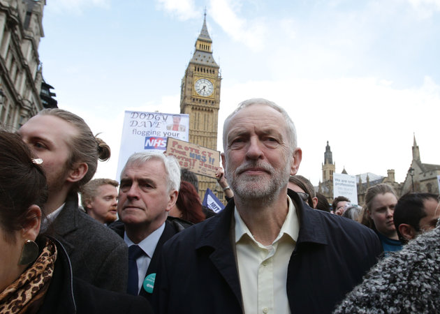 Jeremy Corbyn - Mandatory Reselection Labour MPs