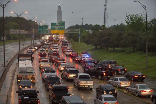 Louisiana Flooding - Baton Rouge
