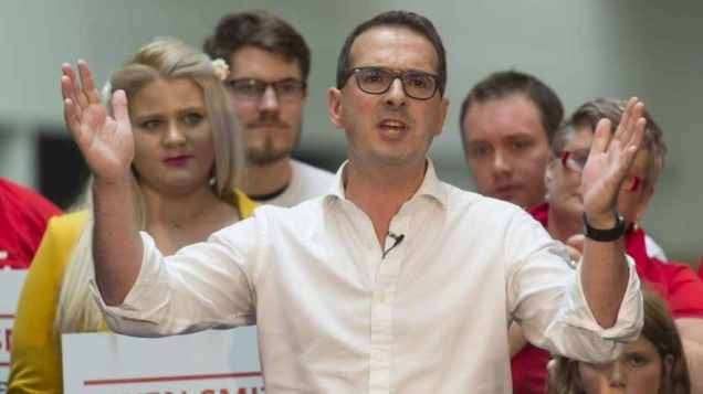 Owen Smith - Social Justice Warrior