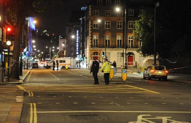 russell square crime scene