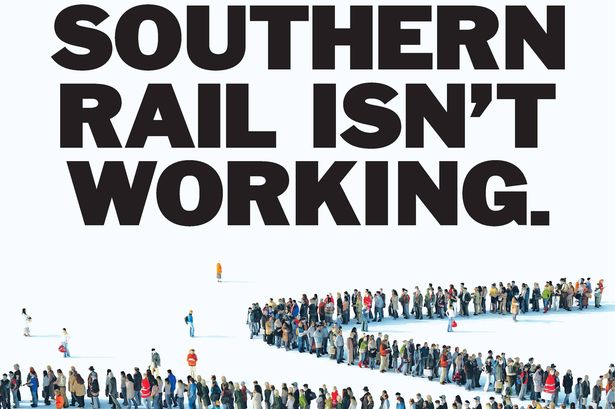 Southern Rail Isnt Working