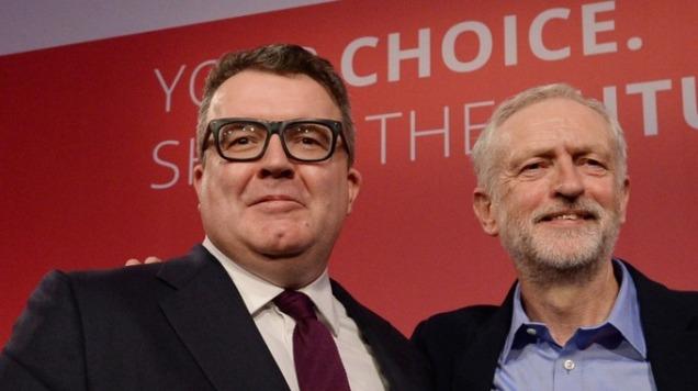 Tom Watson - Jeremy Corbyn