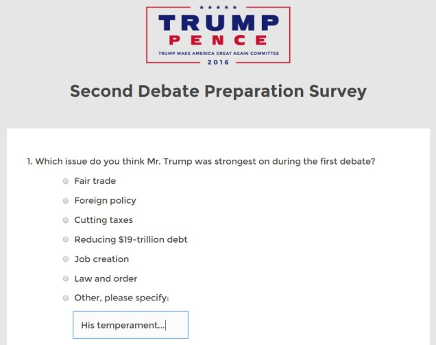 donald-trump-second-debate-preparation-survey