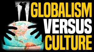 "pro globalists versus anti globalists If ""globalists"" are conflated with jews by jews, then doesn't that means that globalists are jews if ""international bankers"" is a cover for anti-semitism, than by simple deduction most."