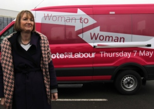 harriet-harman-labour-party-pink-bus-feminism-identity-politics
