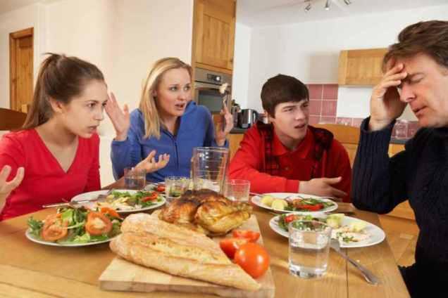 family-argument-thanksgiving-election-donald-trump-politics