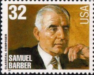 samuel-barber-us-postage-stamp