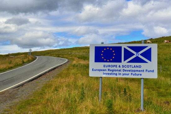 Scotland - European Union - Brexit - UK - Independence - IndyRef2