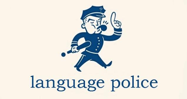 Language Police
