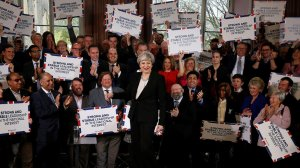 Theresa May - General Election 2017 campaign launch speech Bolton - Strong and stable leadership