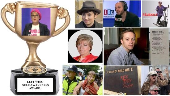 Samuel Hooper - Left Wing Self-Awareness Award - British Politics - Socialists