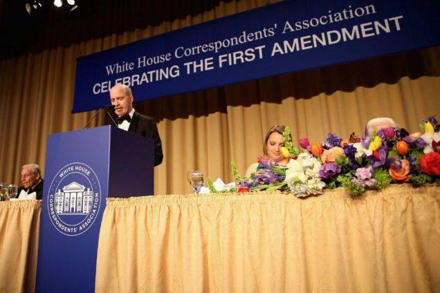 White House Correspondents Dinner - First Amendment - Washington Political Media