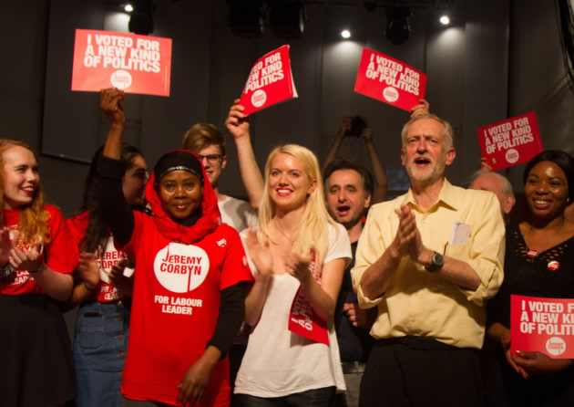 Jeremy Corbyn - Youth vote