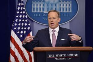 Sean Spicer - White House Press Secretary - Donald Trump