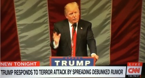 Donald Trump - Barcelona terror attack - General Pershing rumour