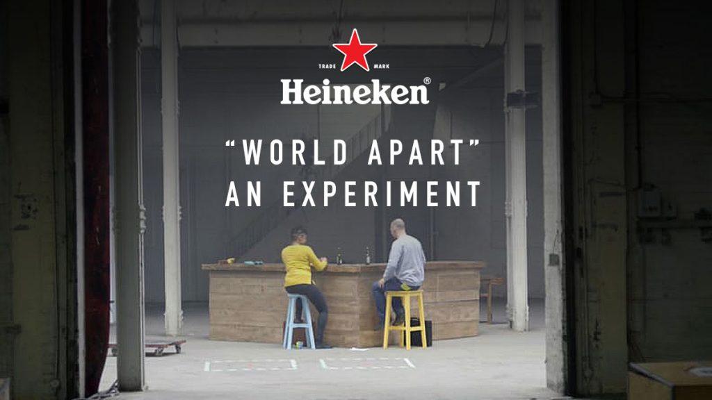 Image result for heineken worlds apart campaign