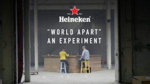 Heineken - Worlds Apart ad