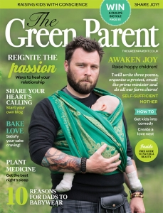 The Green Parent cover