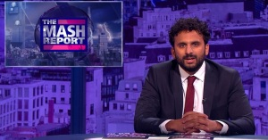 The Mash Report - Nish Kumar - BBC - Satire - Comedy - Bias - Leftism