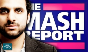 The Mash Report - Nish Kumar - BBC - Satire - Comedy