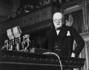 Winston Churchill speech to Canadian Parliament - 1941