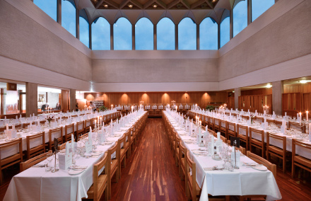 Formal Hall - Fitzwilliam College Cambridge University