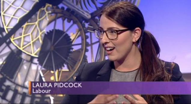 Laura Pidcock - Labour MP North West Durham - 2