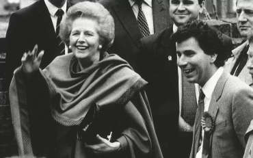 Oliver Letwin - Margaret Thatcher - Conservative Party