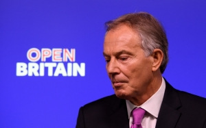 Tony Blair - Open Britain - centrism
