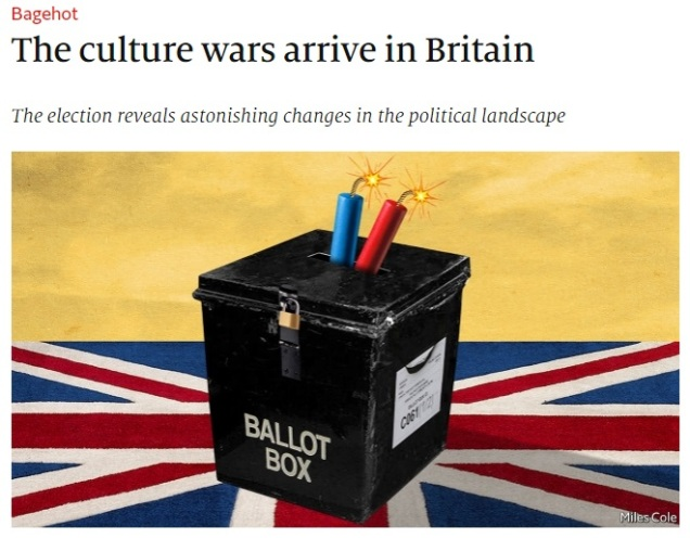 Cultural Brexit - Culture Wars - Establishment