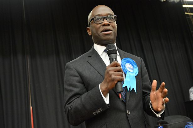 Sam Gyimah - Universities Minister - Conservative Party - Tories