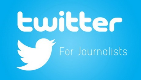Twitter for journalists