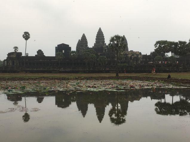 Angkor Wat - Cambodia - Sam Hooper